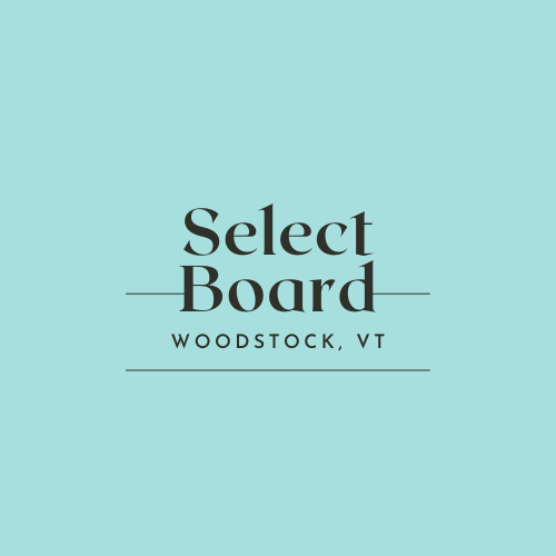 Select Board Meeting on June 15th at 6:00 pm